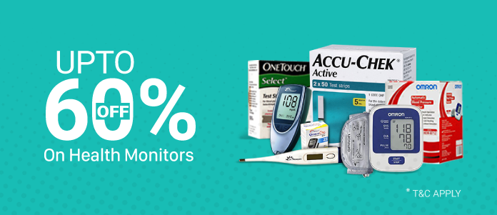 Health Monitor Offers