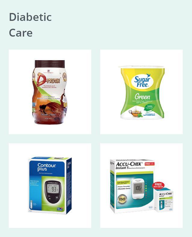 Diabetic care Dweb