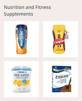 Nutrition & Fitness Supplements Dweb