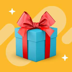 Choose your mystery gift and win assured rewards